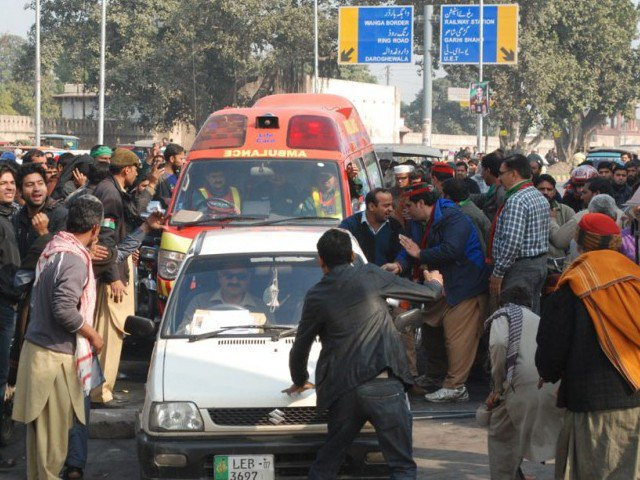 Gullu Butts Rule While Innocents And Ambulances Denied To Pass