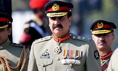 Moonis Elahi Says CPEC Completed Due to Gen Raheel Sharif's Efforts