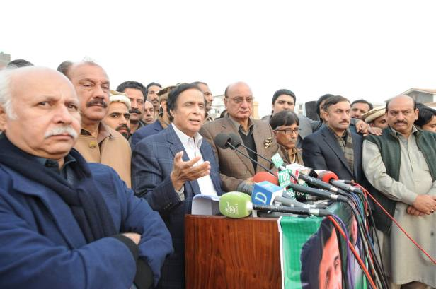 Ch Parvez Elahi Says Shehbaz Sharif Has Not Been Able to Start Our Established 1122 Service Even After Ruling The Punjab for 15 years